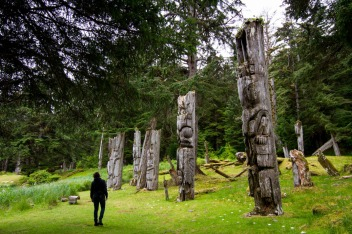 Exploring Haida Gwaii with Maple Leaf Adventures